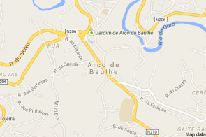 Arco de Baúlhe e Vila Nune