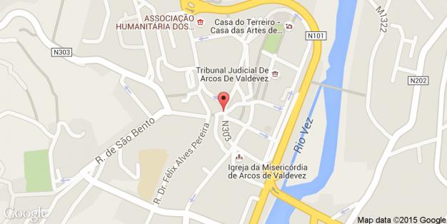 Centro de Emprego de Arcos de Valdevez