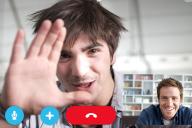 Chamada Skype