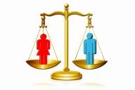 Equidade entre homem e mulher