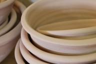 Peças em cerâmica