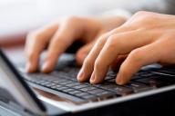 Escrever no computador