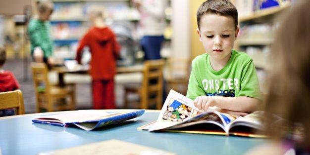 Educação de crianças