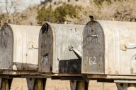 caixas de correio