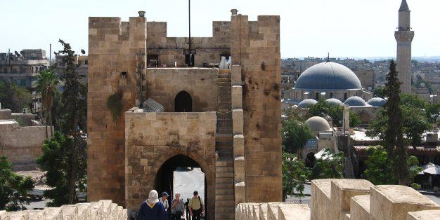 Aleppo na Síria
