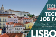 Lisbon Tech Job Fair Spring 2018