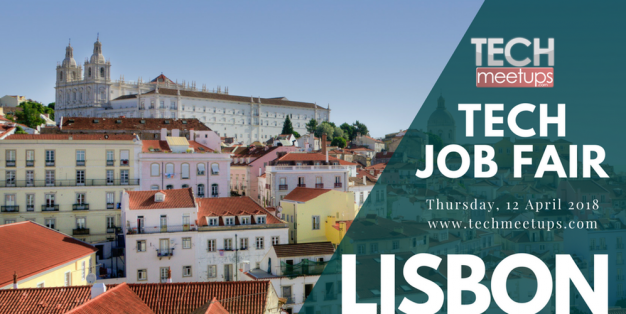 Lisbon Tech Job Fair Spring 2018