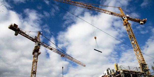 Gruas de Construção