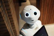 imagem de robótica