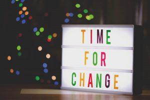 sinalética, tempo para mudar